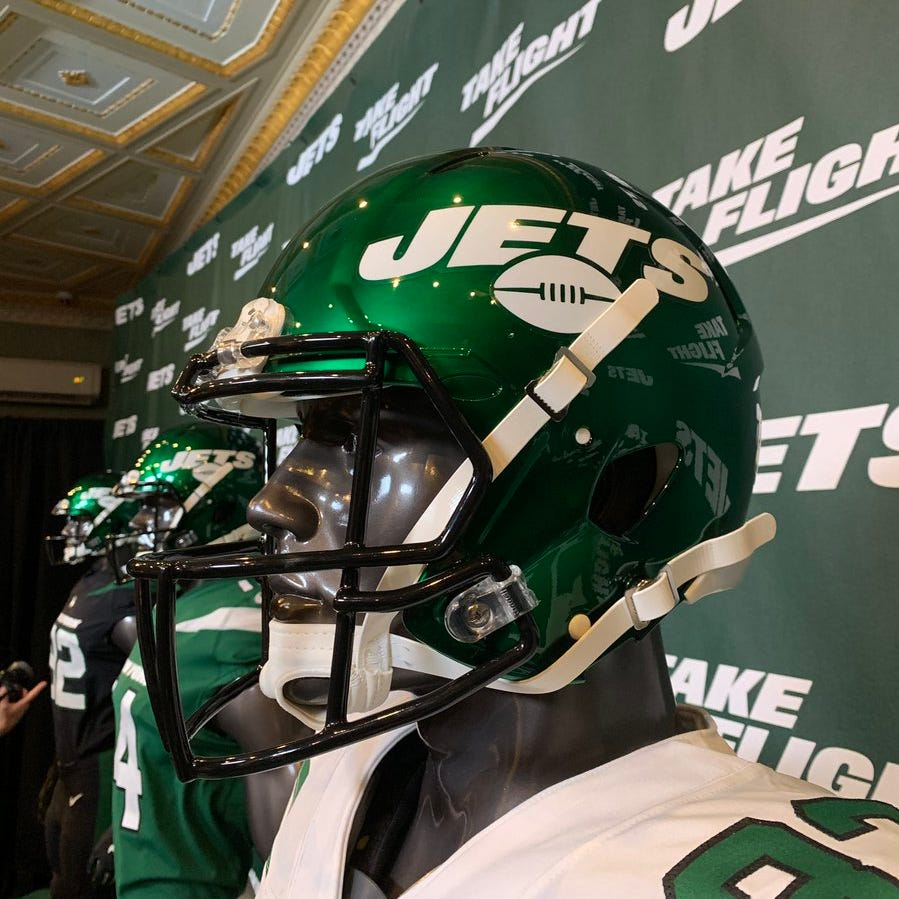 NY Jets reveal new uniforms, here's what they look like