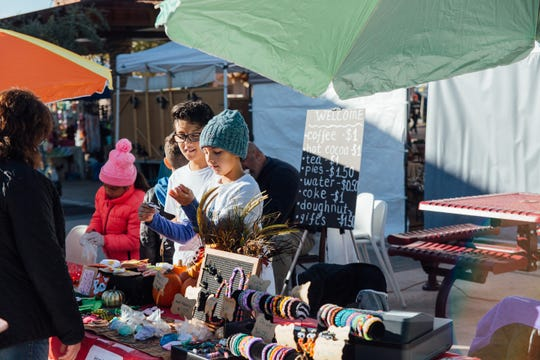 On Saturday, April 27, kids aged 6-17 will open for business and highlight their hard work at the Cruces Kids Can – Children's Business Bazaar and Contest.