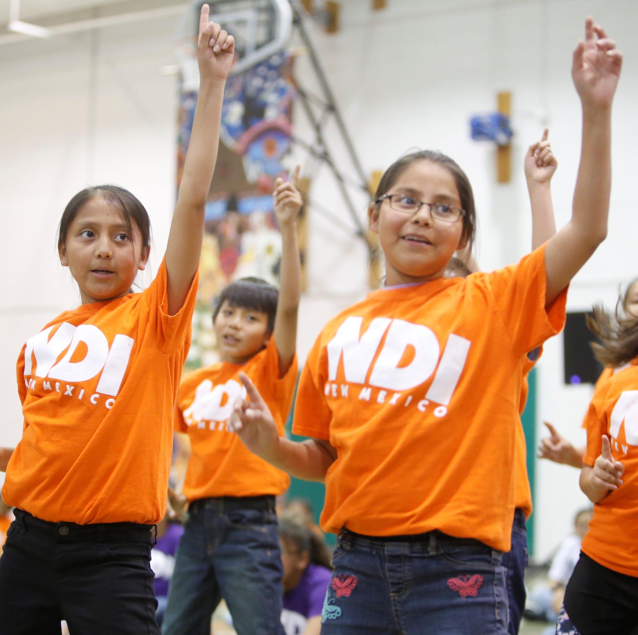 Program uses dance to advance students' math skills