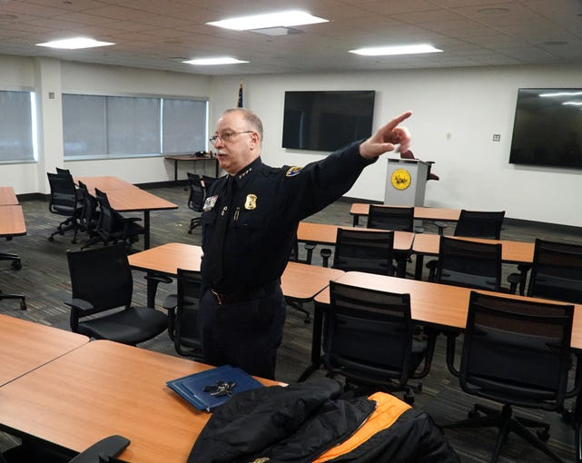 Dearborn taking over dispatch duties for westland wayne - Garden city michigan police department ...