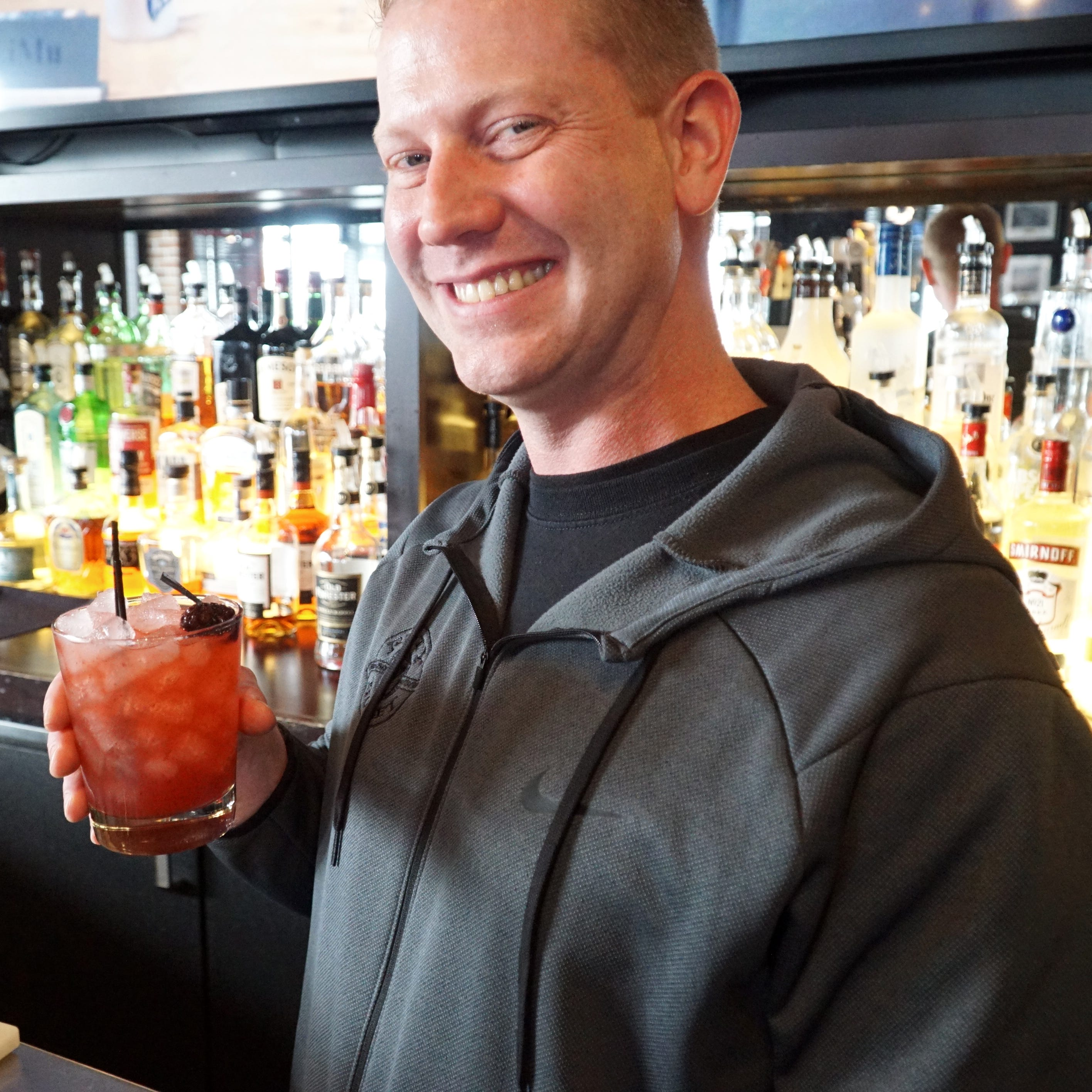 This Northville bartender's tasty cocktail has gone national