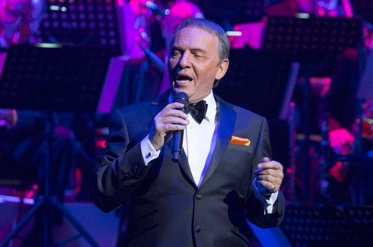 "Bob Anderson will perform his tribute to Frank Sinatra: ""Frank: The Man... the Music,"" Feb. 14-15 at the McCallum Theatre."
