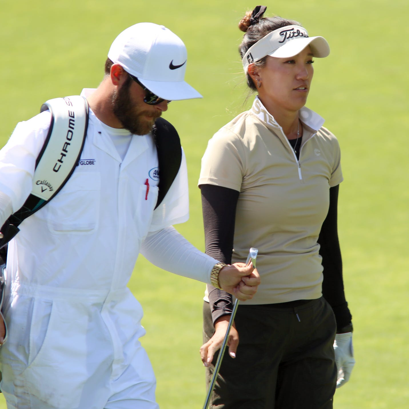LPGA golfer misses ANA Inspiration cut with mish-mash set after her golf clubs were stolen