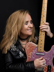 Singer-guitarist Melissa Etheridge performs Nov. 14 at the McCallum Theatre.
