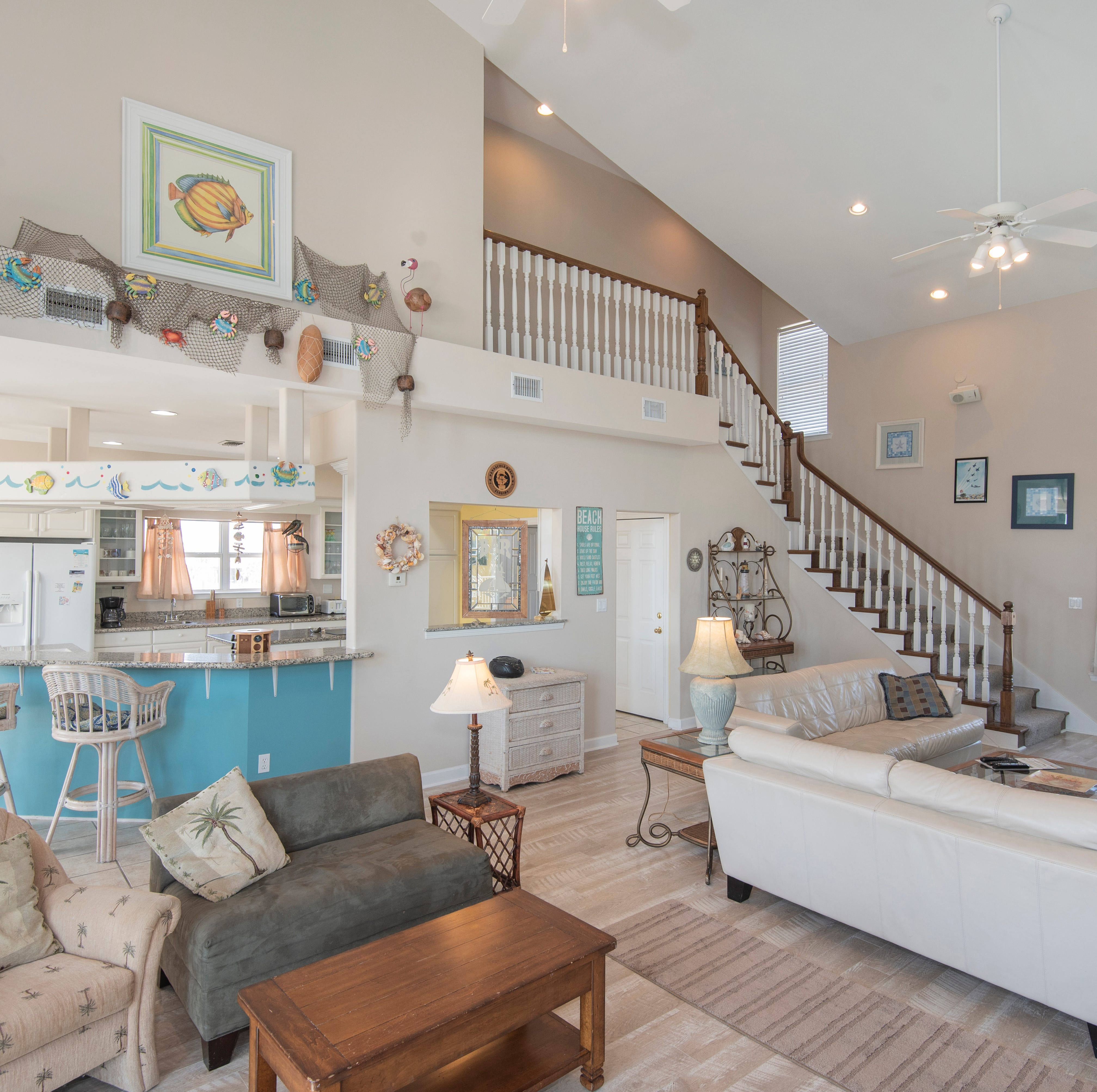 Hot property: 4,400-square-foot Pensacola Beach home offers breathtaking view