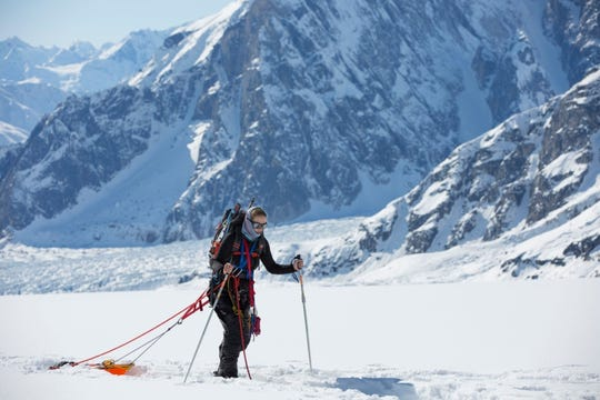 Milton native and Marine veteran Kirstie Ennis is attempting to become the first female above-knee amputee in the world to summit Mount Everest. It's her sixth mountain on her journey to summit the tallest mountain on each continent.
