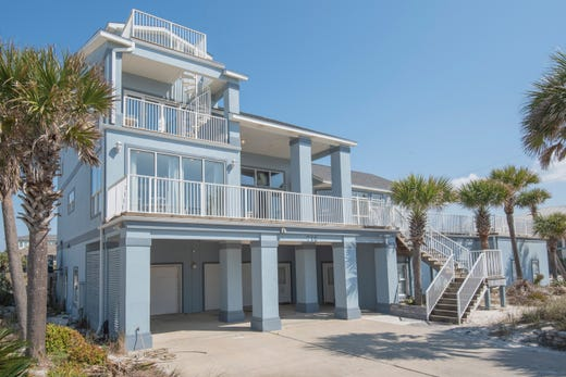 Hot property: 4,400-square-foot Pensacola Beach home offers