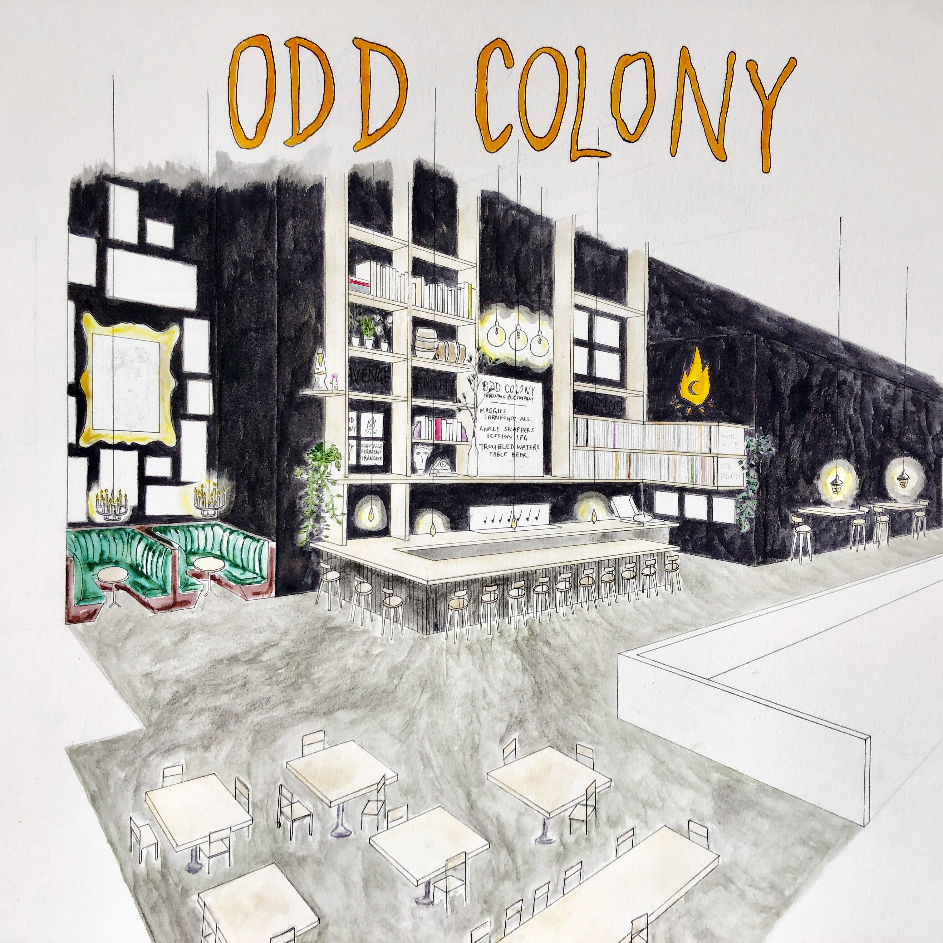 Odd Colony Brewing Co. to bring wilderness-inspired beers to Pensacola this summer