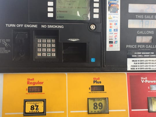 Gas pumps commonly remind motorists to turn off engines before refueling.