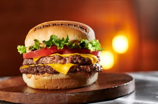 From 11 a.m. to 10 p.m., customers can get $5 cheeseburgers at the BurgerFi's newest location, 1473 N.W. St. Lucie West Blvd. in Port St. Lucie.