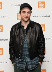 "Robert Pattinson at a screening of ""High Life"" on April 4, 2019, in New York City."