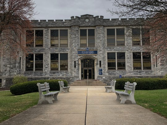 The Myerstown Community Center, formerly an elementary school, will undergo renovations to entice new business tenants.