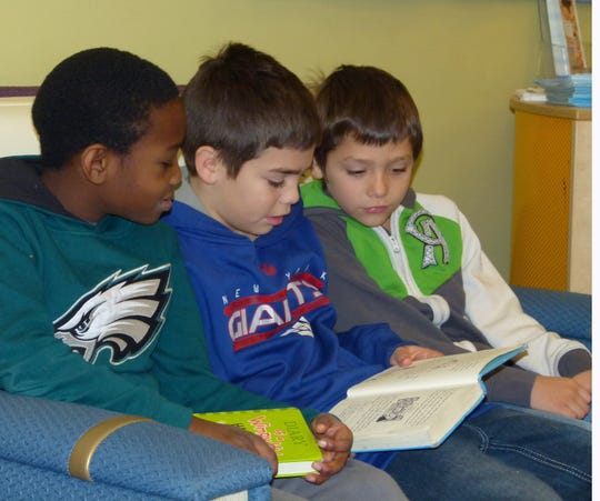 """""""Kids Read: A Book Festival"""" will be held at Our Lady of Lourdes High School, April 13, presented by the Poughkeepsie Public Library District."""