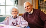 On April 5, 2019, Ann Diehl, 94, celebrated her 73rd wedding anniversary at ManorCare and Heartland Hospice. She was surrounded by friends and family.
