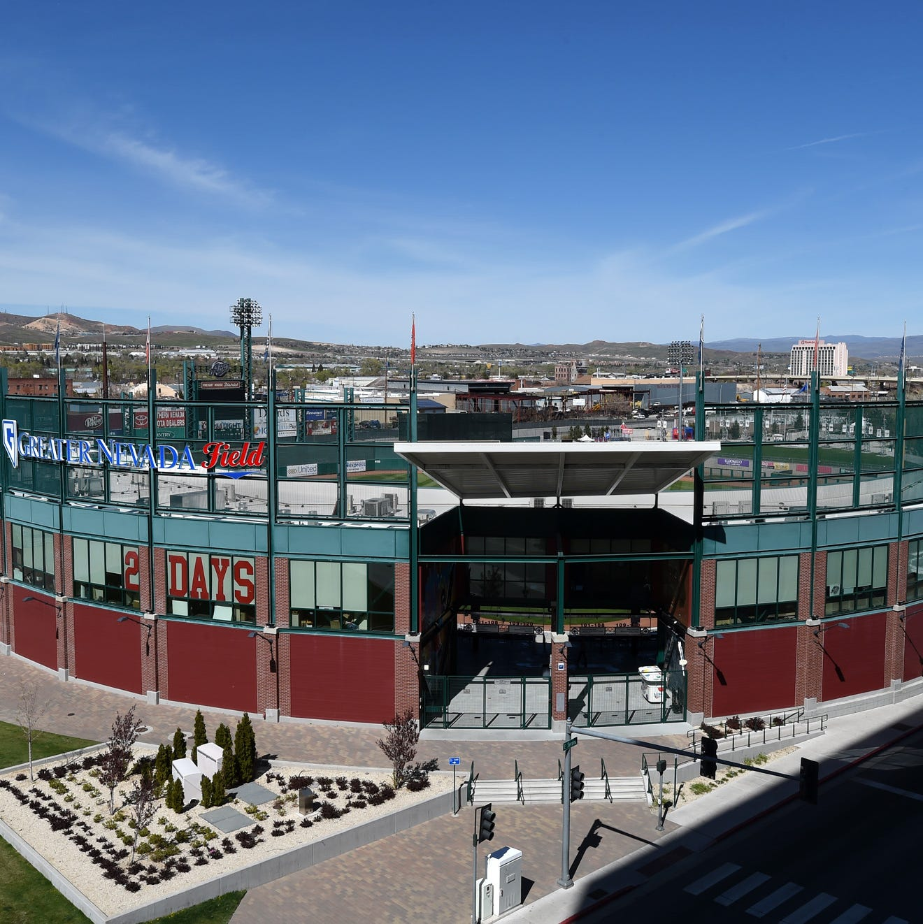 Quicker food lines, Aceball Ale on tap at Reno Aces games