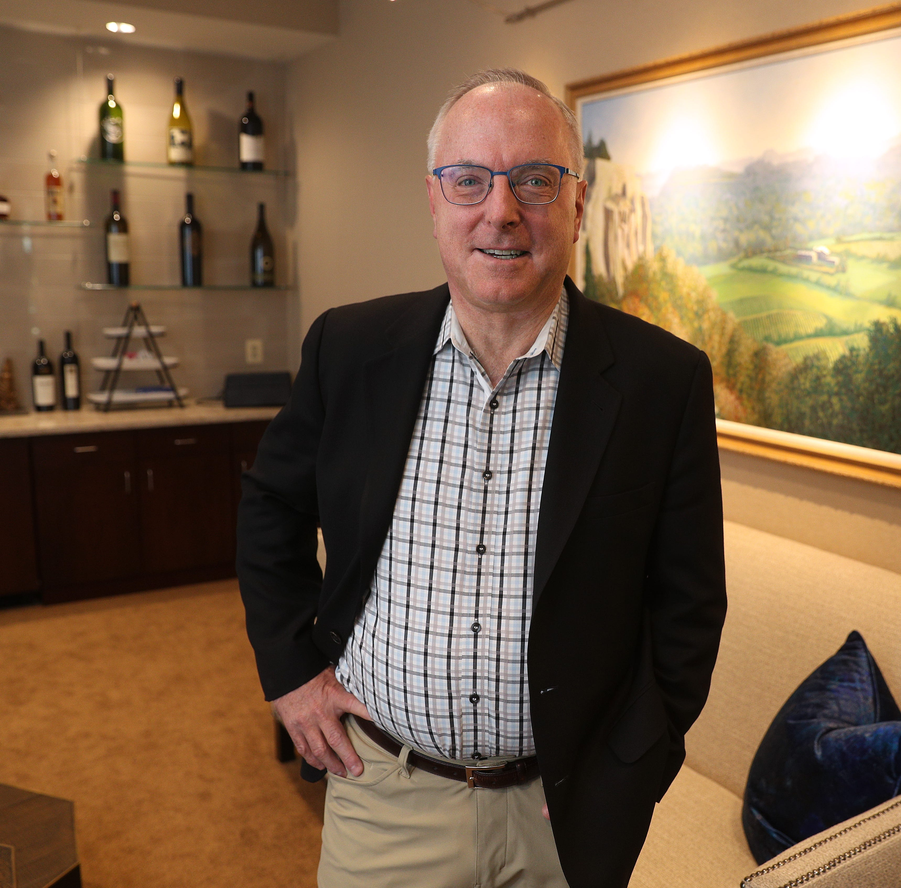 Q&A: Constellation Brands CEO Bill Newlands talks wine, beer and cannabis