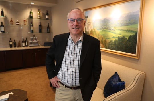 Bill Newlands Is  CEO of Constellation Brands.