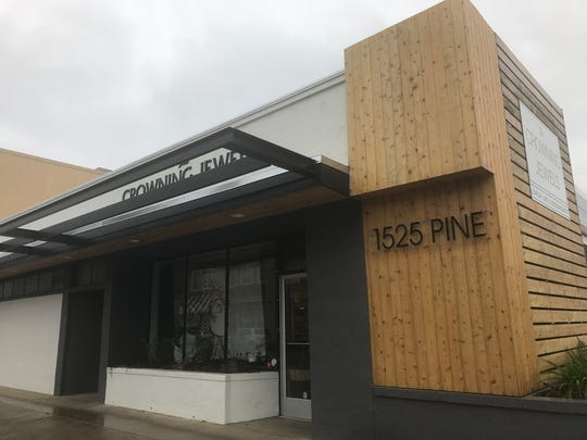 Eric Hiatt and Luke Miner purchased the 1525 Pine building last year and redeveloped it.