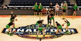 Members of the Oregon Ducks women's basketball team expressed gratitude for being a part of NCAA Final Four basketball.