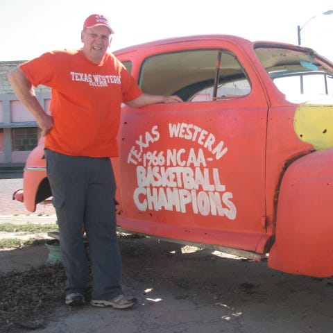 Member of famed 1966 Texas Western team rooting for Texas Tech to join Miners in history