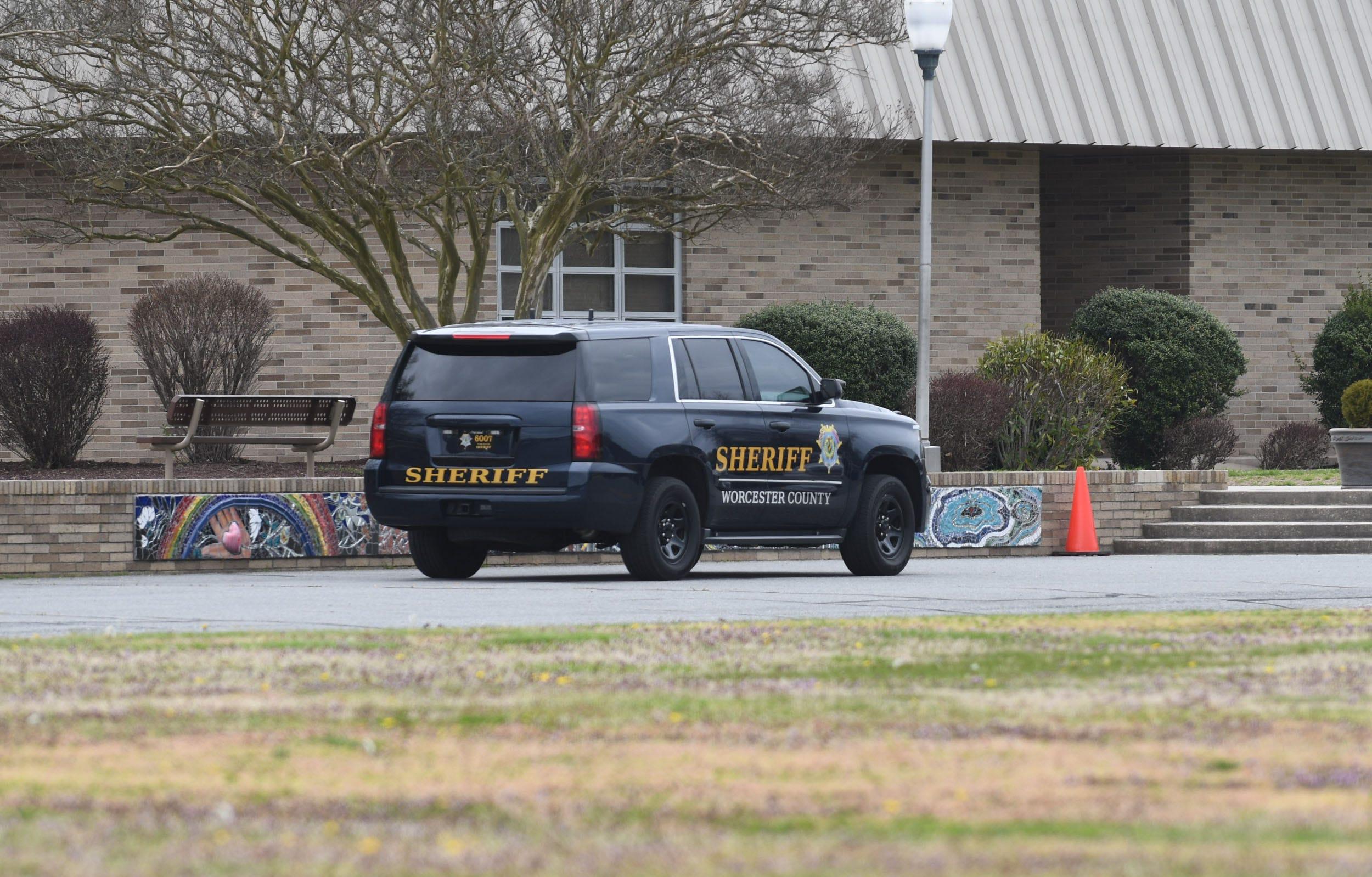 WATCH: Snow Hill school shooting plot response