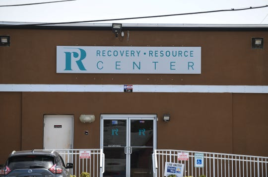 The Recovery Resource Center located in Salisbury, Md.
