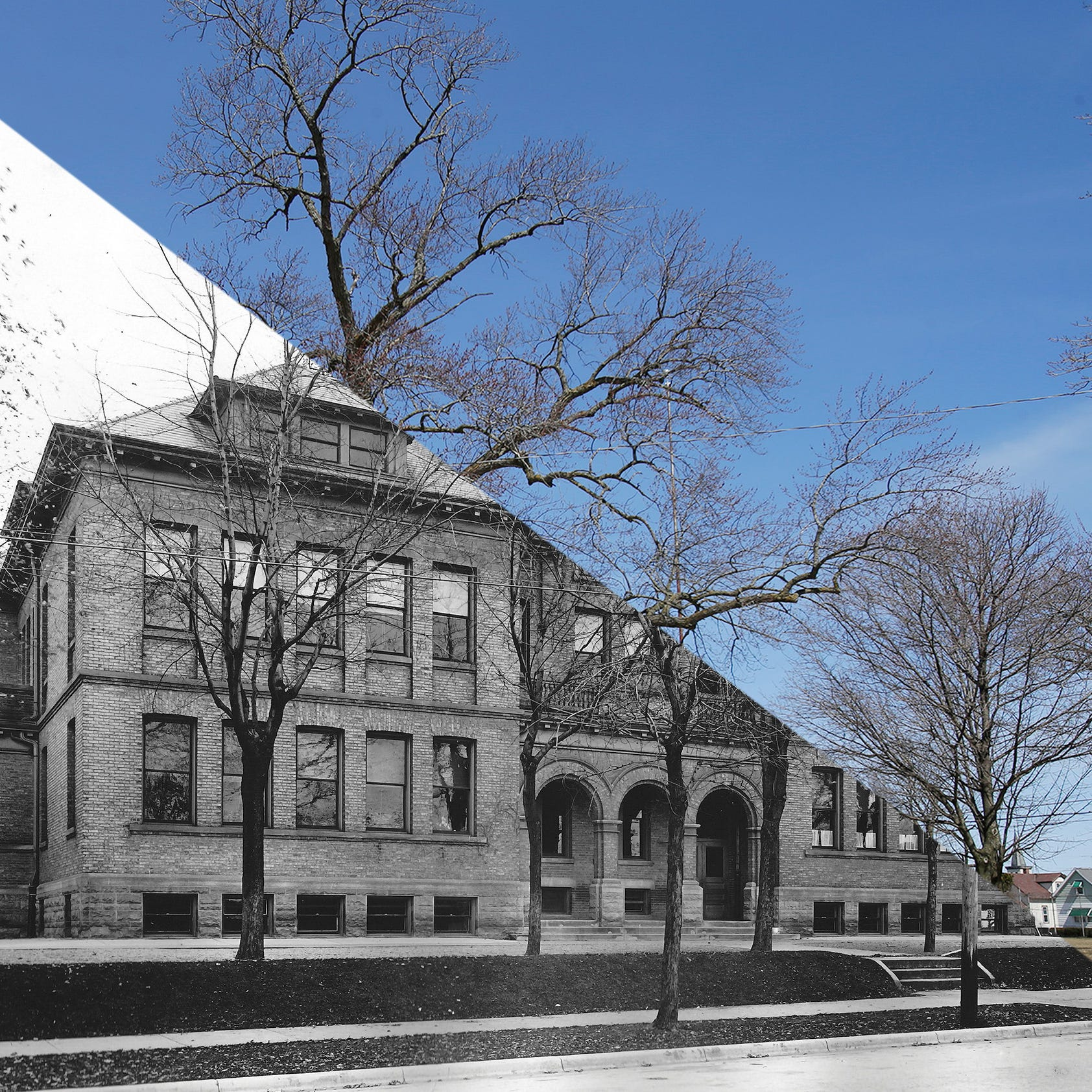 Throwback Thursday | Sheboygan Franklin School