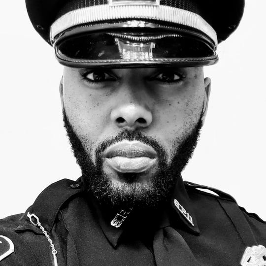 Marcus Mitchell is one of eight applicants for SPD chief.