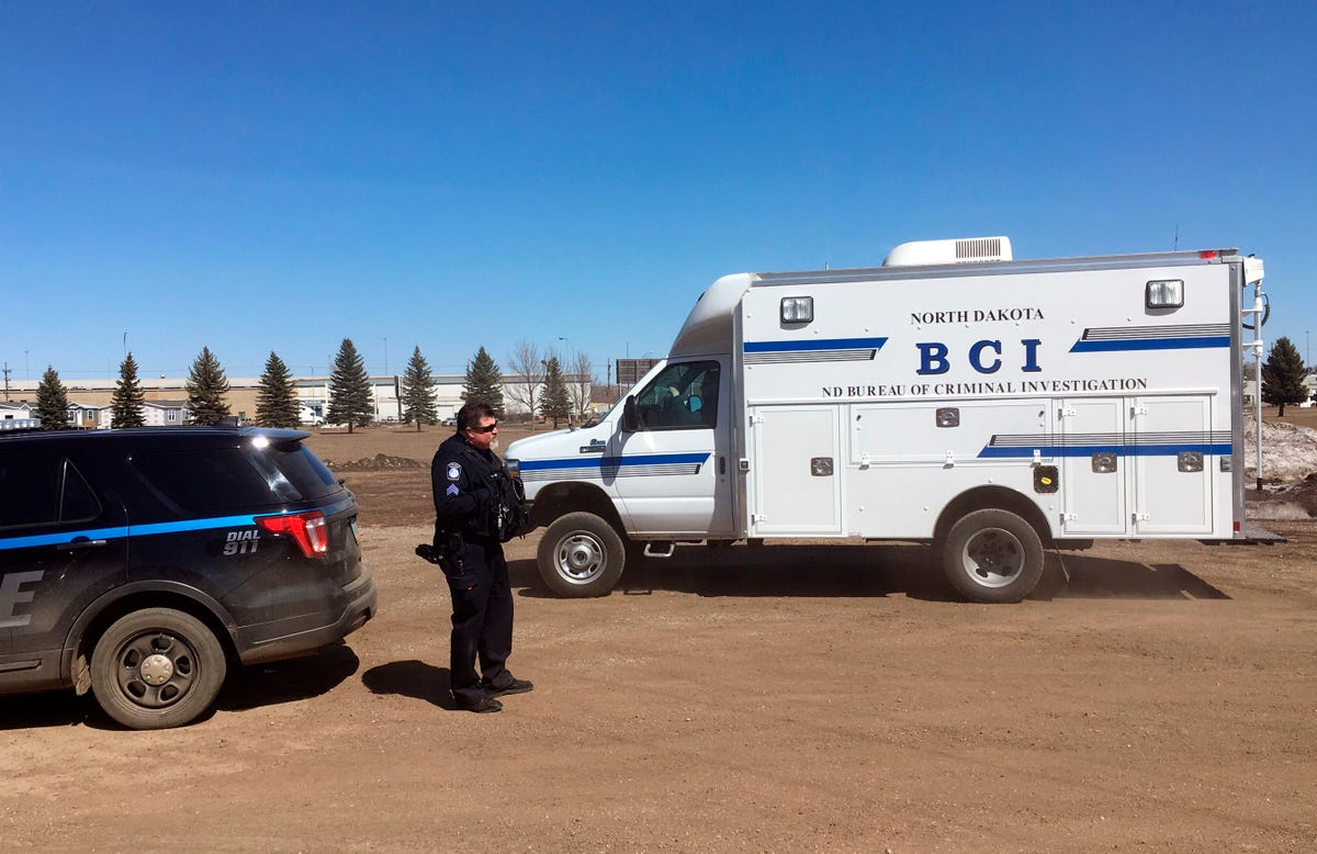 Police: North Dakota suspect Chad Isaak planned carefully, hid evidence