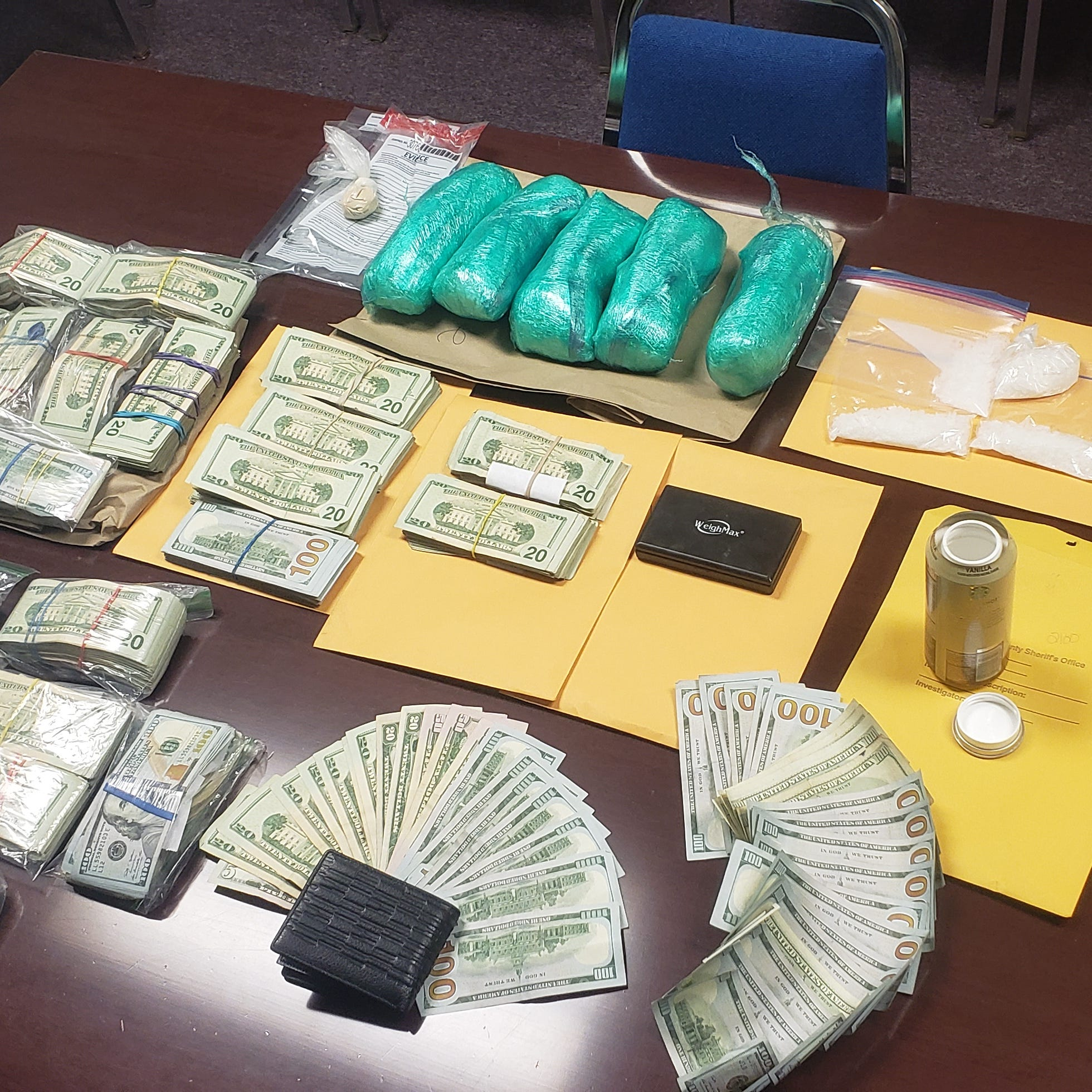 Man's arrest in Waynesboro leads police to large drug bust in New Market