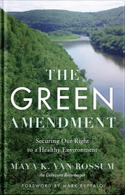 "The author of ""The Green Amendment - Securing Our right to a Healthy Environment"" will speak in Tallahassee."