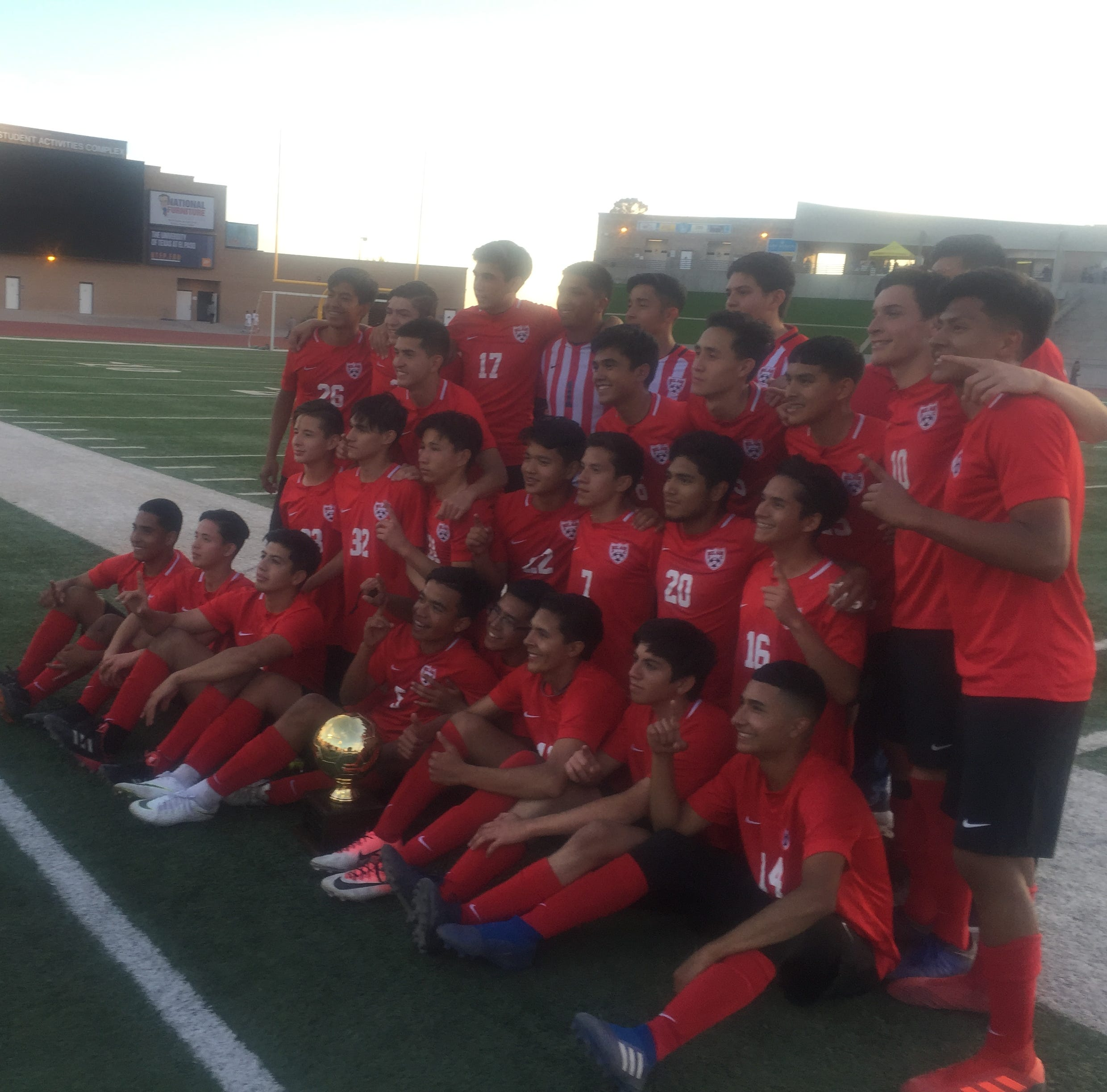 Bel Air, San Elizario boys soccer teams are examples of hard work, good character