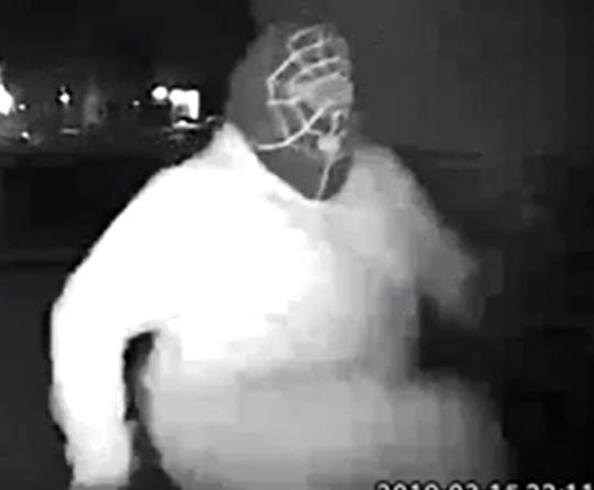 Three men, including one in a Spider-Man mask, burglarized an apartment Friday, March 15, 2019, at the Canutillo Palms Apartments at 365 La Puesta Drive.