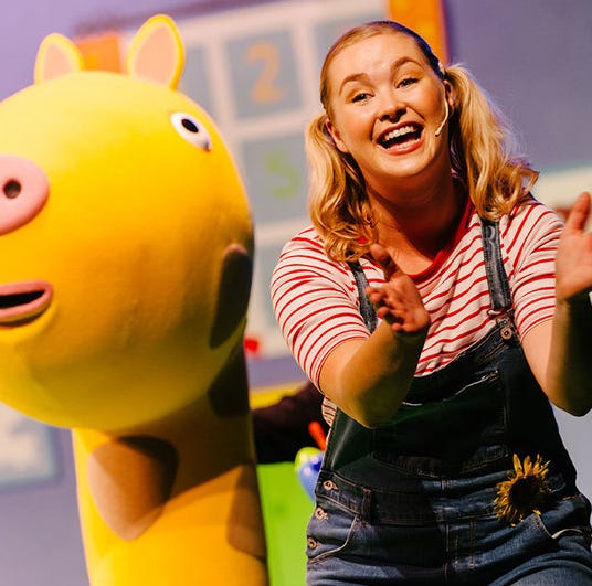 Peppa the Pig to bring her live action show to El Paso this fall