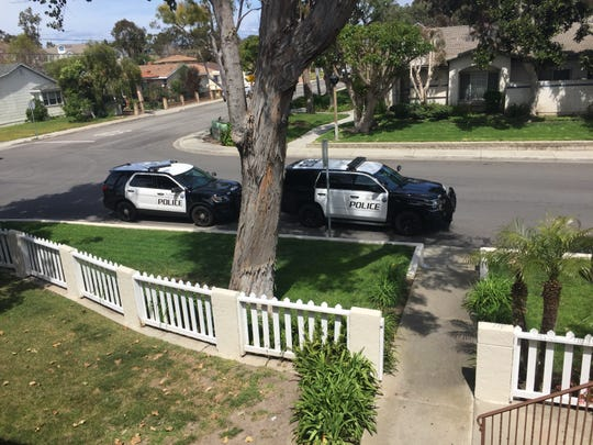 Port Hueneme police responded at 11:13 a.m. Thursday to a report of a stabbing in the 500 block of East Clara Street.