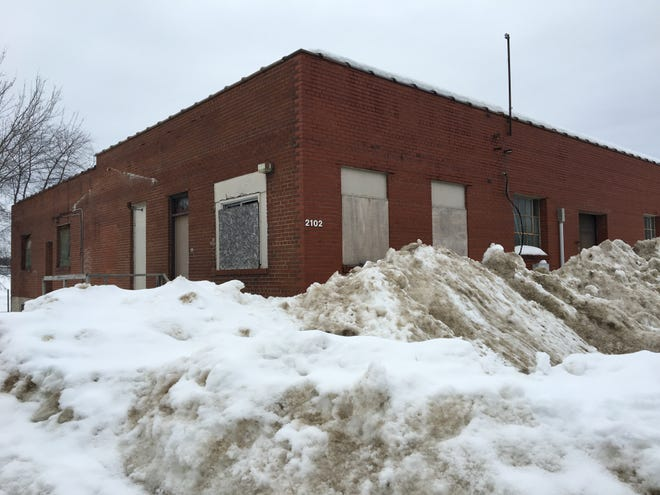 The building at 2102 N. Second St. where Bridge Community Health Clinic plans to expand.
