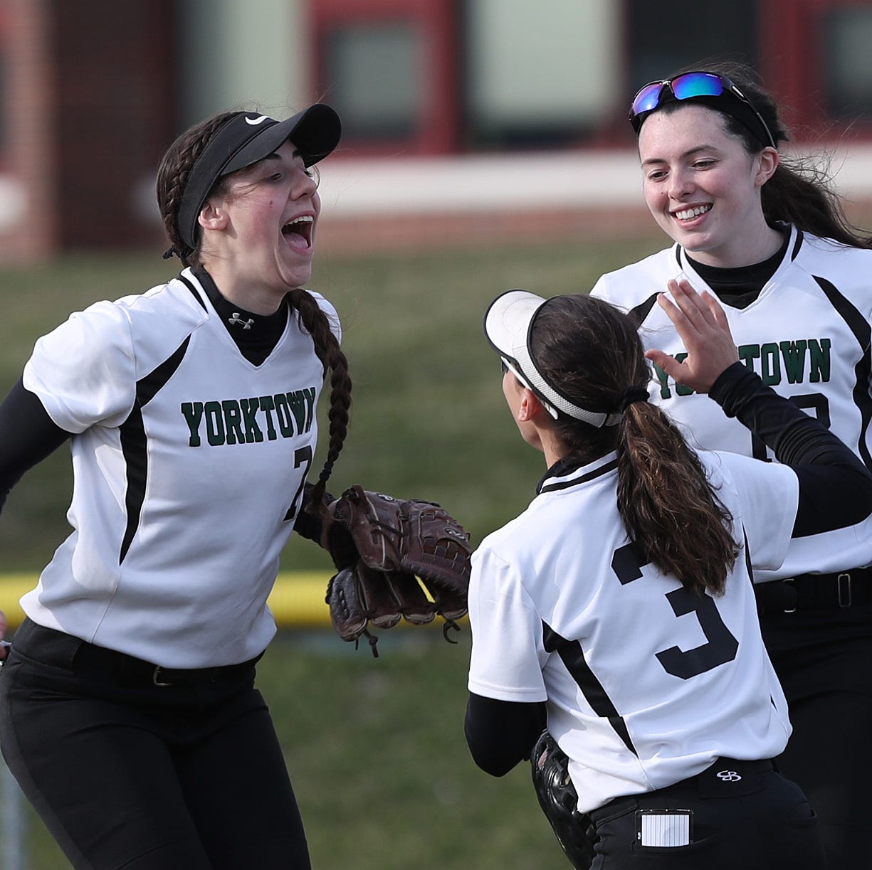 Softball: Yorktown captain Sam Riccardulli's love for the game undeterred by diabetes
