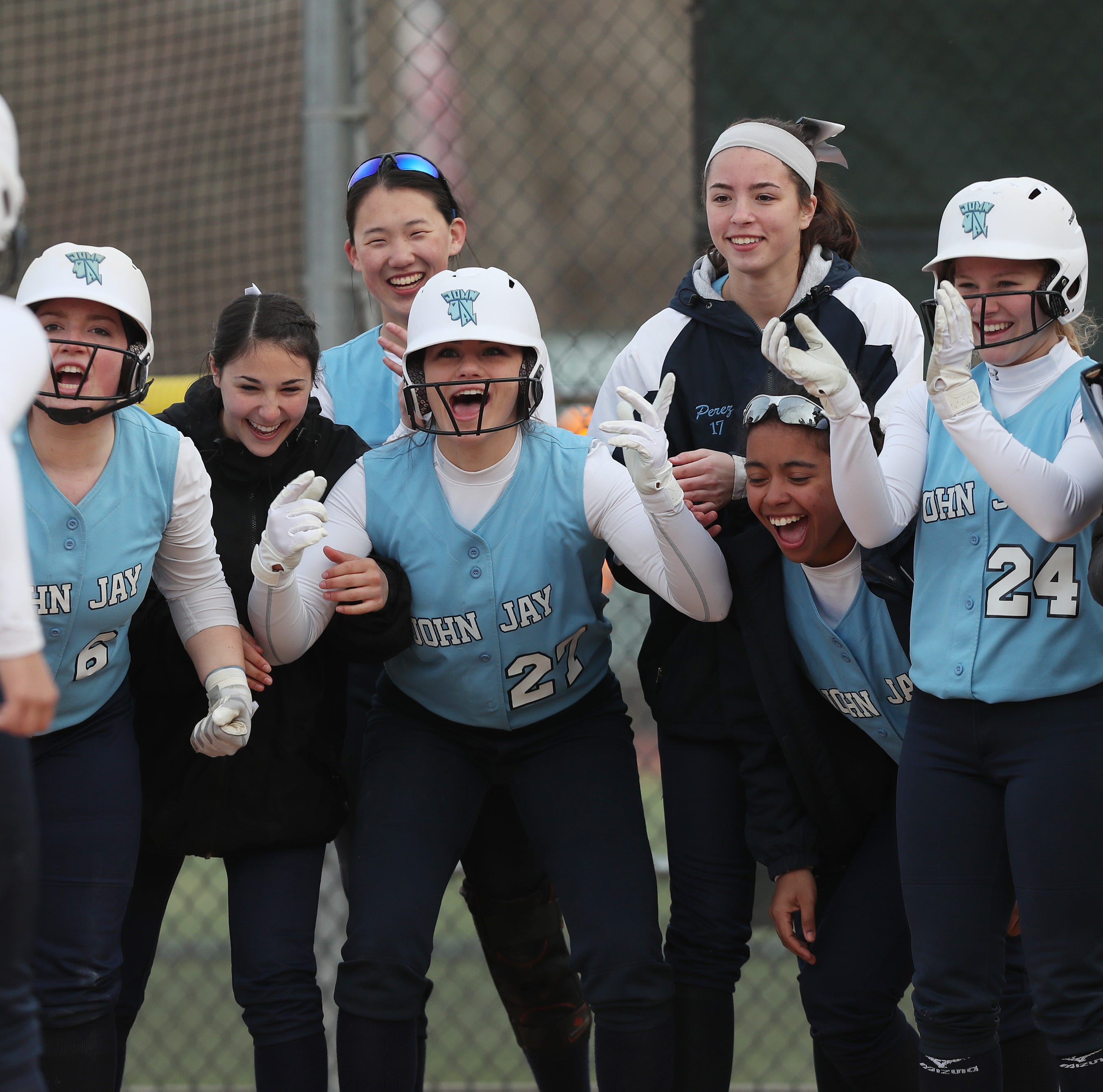 Softball: Tensions high as John Jay-East Fishkill routs Yorktown in 'AA' final rematch