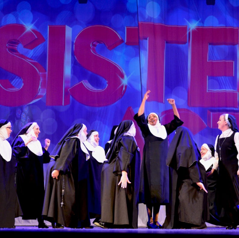 Wichita Theatre's 'Sister Act: The Musical' reunites fun, high-energy sisterhood