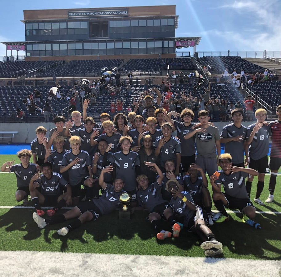 WFHS Coyotes headed to UIL regional soccer tournament after downing Del Valle