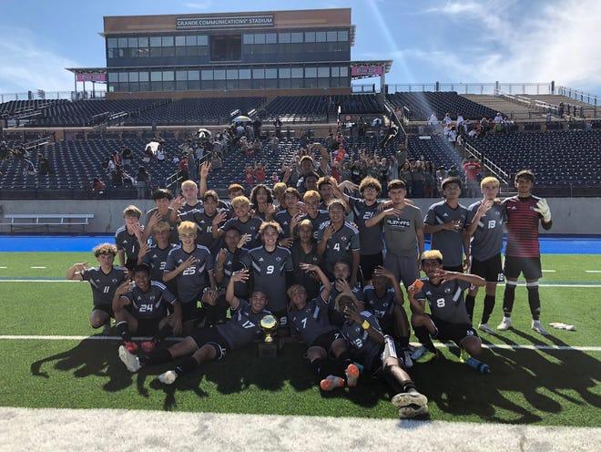 The Wichita Falls High School boys soccer team has advanced to the Region I-5A Tournament.