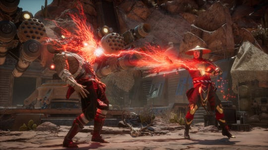 'Mortal Kombat 11,' the latest installment in the best-selling fighting game adds deeper customization options, along with a new story, modes, and improved graphics.