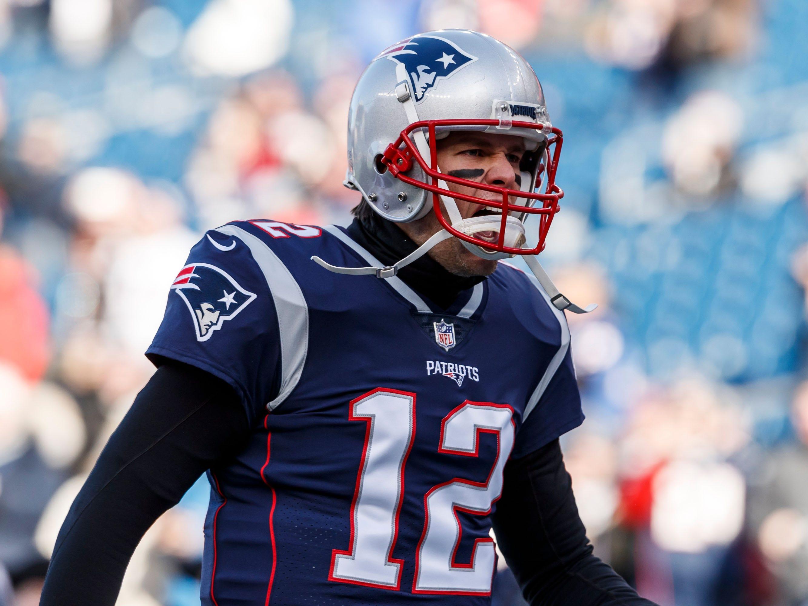 18. New England Patriots