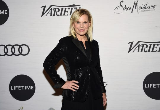 Television commentator and author Gretchen Carlson attends Variety's Power of Women: New York presented by Lifetime at Cipriani 42nd Street on Friday, April 5, 2019, in New York. (Photo by Evan Agostini/Invision/AP) ORG XMIT: NYEA102