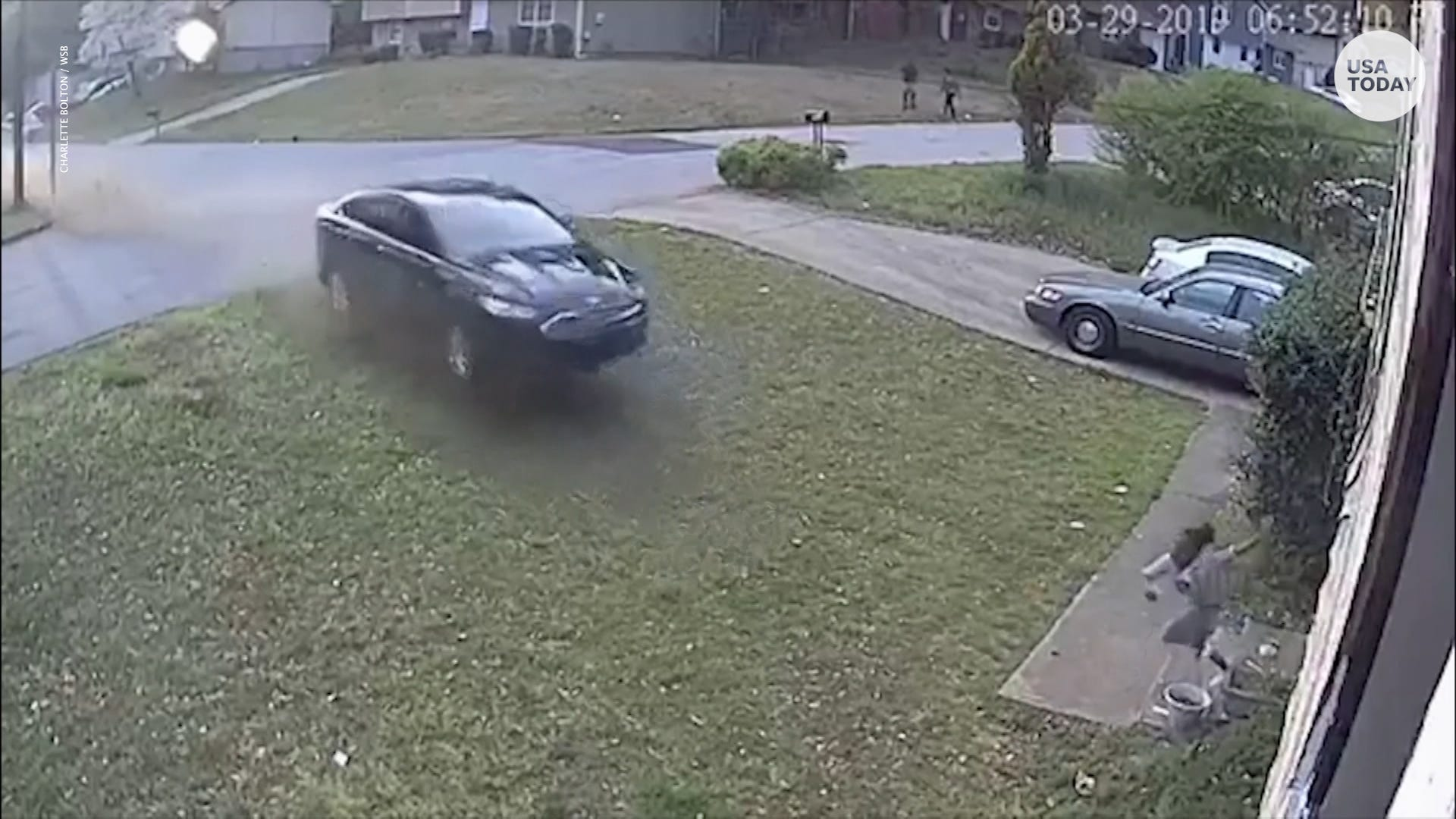 9 Year Old Hit By Car While Playing In Front Yard