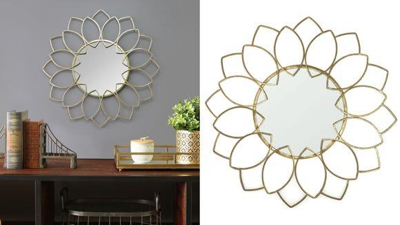 Admit it, you've always wanted a funky and unusual mirror just because.