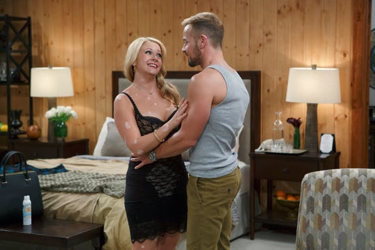 """Melissa Joan Hart says her """"Melissa & Joey"""" co-star Joey Lawrence long preached the importance of a skincare routine."""