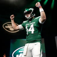 756ccbaf9 NFL uniforms ranked 1-32: How does New York Jets' new jerseys rate?