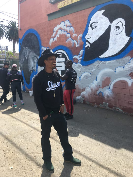 After death, Nipsey Hussle's legacy celebrated by South Los Angeles