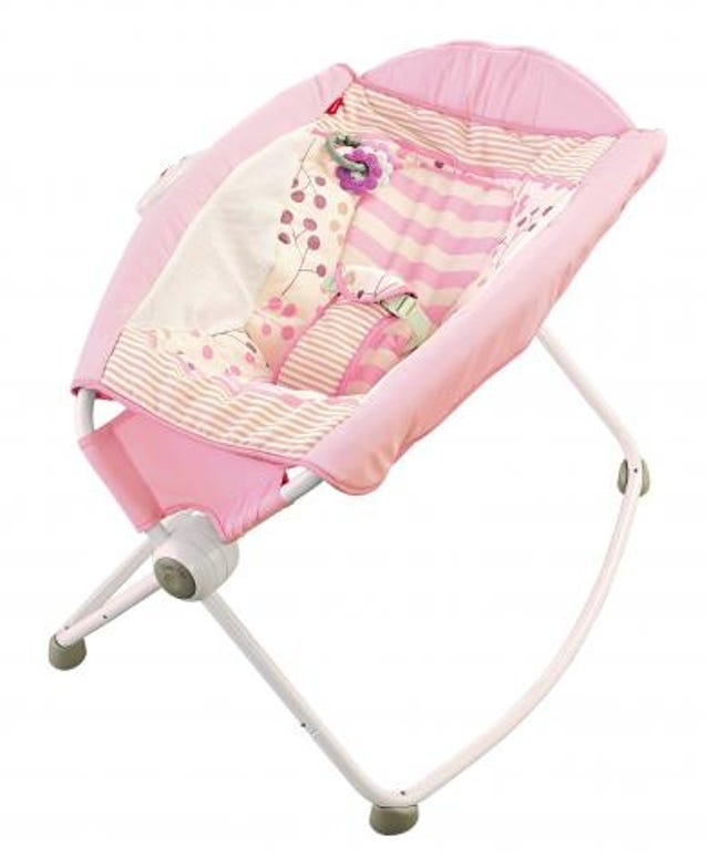 917a68567cd Fisher-Price recalled 4.7 million Rock  n Play sleepers due to reports of  infant